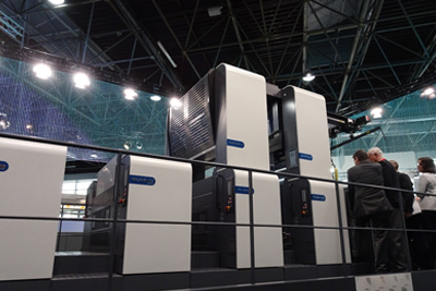 Sermes at DRUPA 2016
